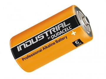 C Cell Professional Industrial Batteries (Pack 10)